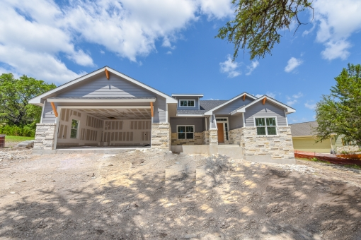 2017 MAX Award Finalist in Spicewood, TX - SOLD