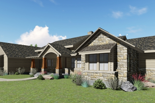 Austin, Texas To Be Built- Bear Creek Oaks; 8500 N. Madrone Trl.